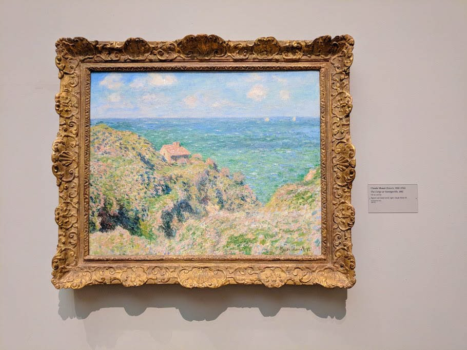 Impressionist art by Claude Monet