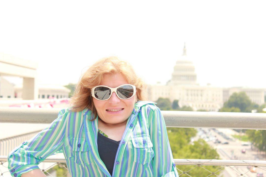 Jody Yarborough in Washington DC