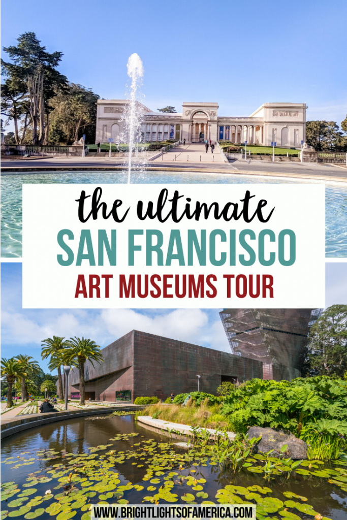 The Ultimate San Francisco Art Museums Tour | Legion of Honor | de Young Museum | Monet | Renoit | Rodin | The Thinker | Water Lilies