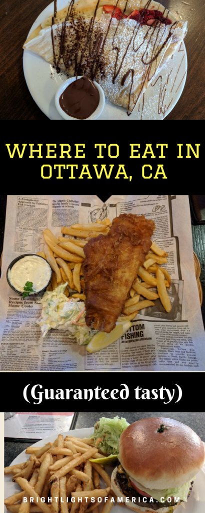 Where to Eat in Ottawa | Ottawa Restaurants | Ottawa Food | Ottawa burgers | Ottawa desserts | #WheretoeatinOttawa | #OttawaFood | #CanadaFood | Canada Food | Expat Life | Expat Vacations