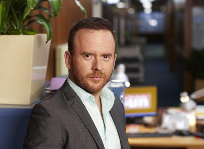 Australian actor and TV writer Adam Zwar