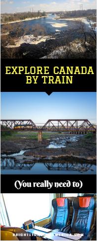 Explore Canada by train   Train through Canada   Rocky Mountaineer   VIA Rail   #SeeCanadabyTrain   #Canadabytrain   #CanadaRail   Ottawa   Toronto   Travel to Canada   #SeeCanada   #DiscoverCanada   #CanadaTrip