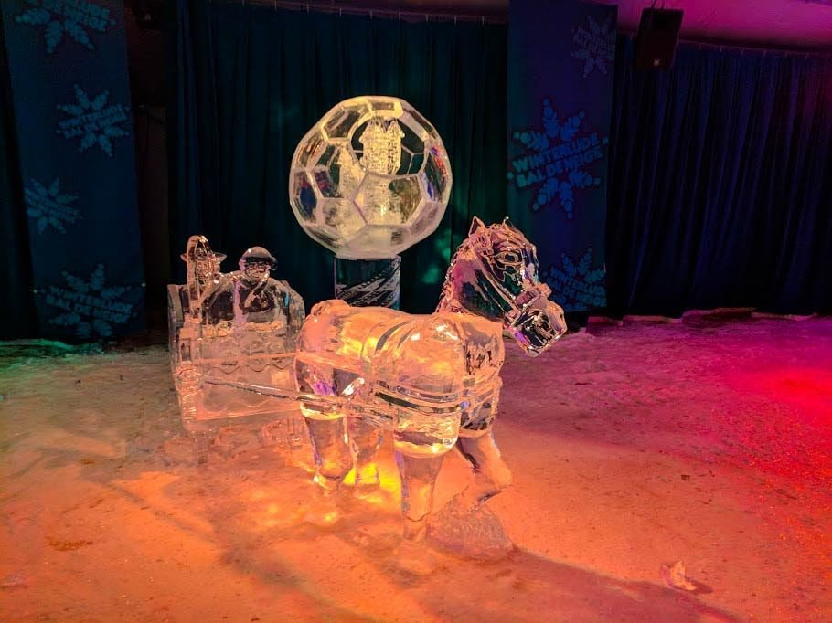 Ottawa Ice Sculptures