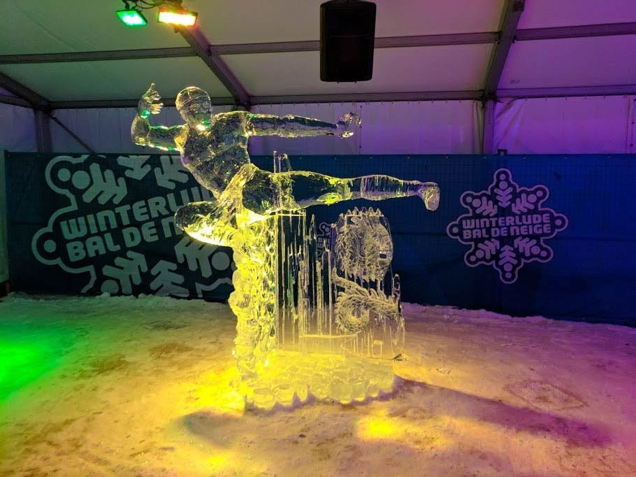 International Ice Sculpture Competition
