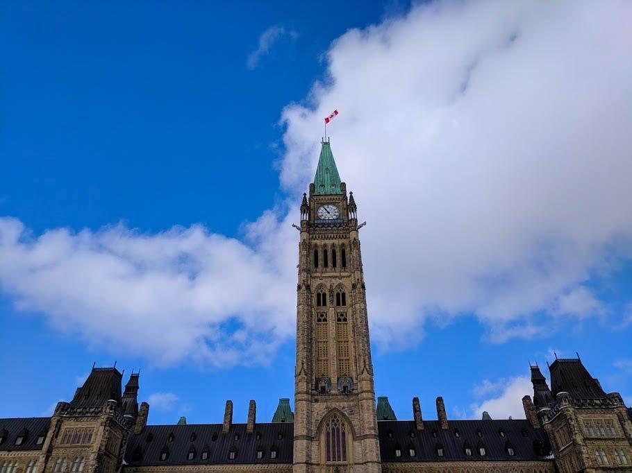 The Peace-Tower-Ottawa
