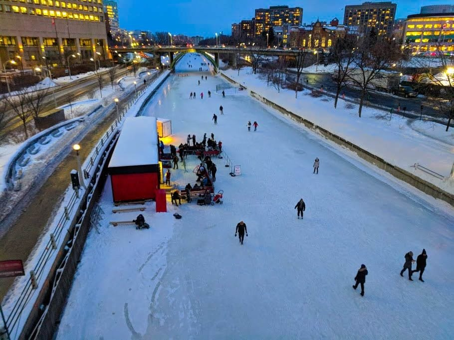 The-Rideau-Canal-Ottawa