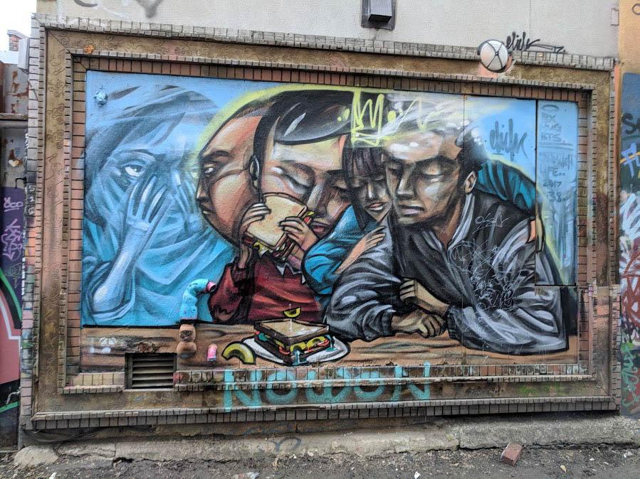 Ellicser Elliott Toronto Street Art