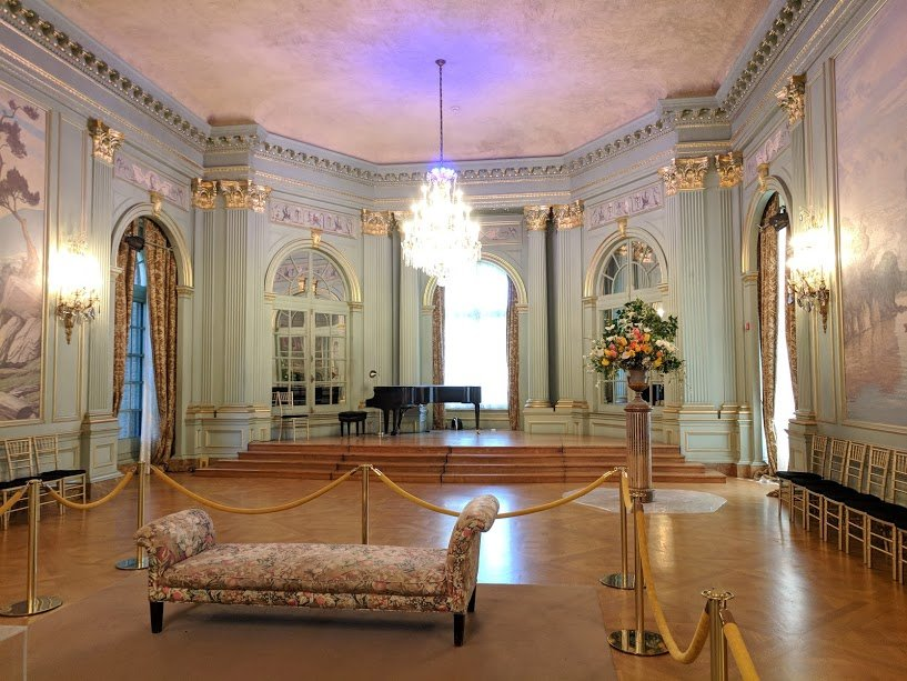 The Ballroom at Filoli