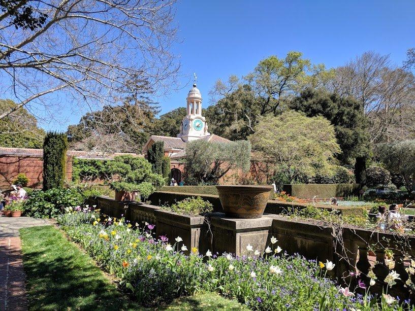 Filoli Formal Gardens