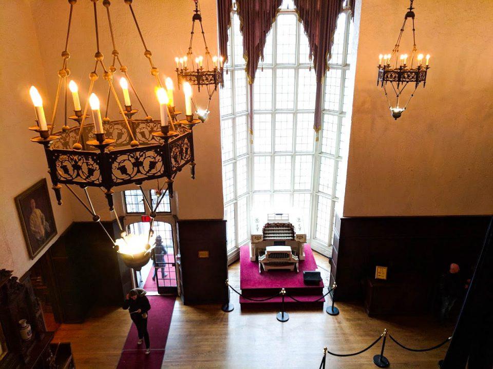 Wurlitzer Organ at Casa Loma