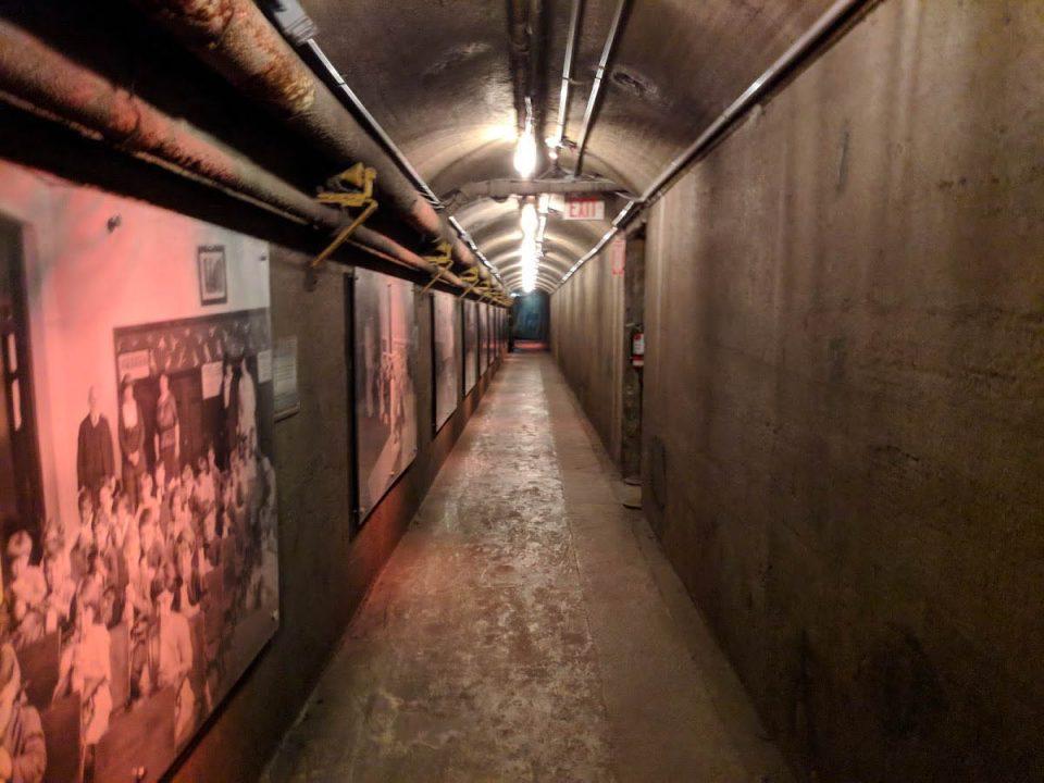 Casa Loma tunnel