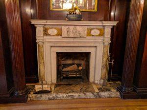Casa Loma Fireplace