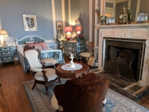 Casa Loma Lady Mary's bedroom