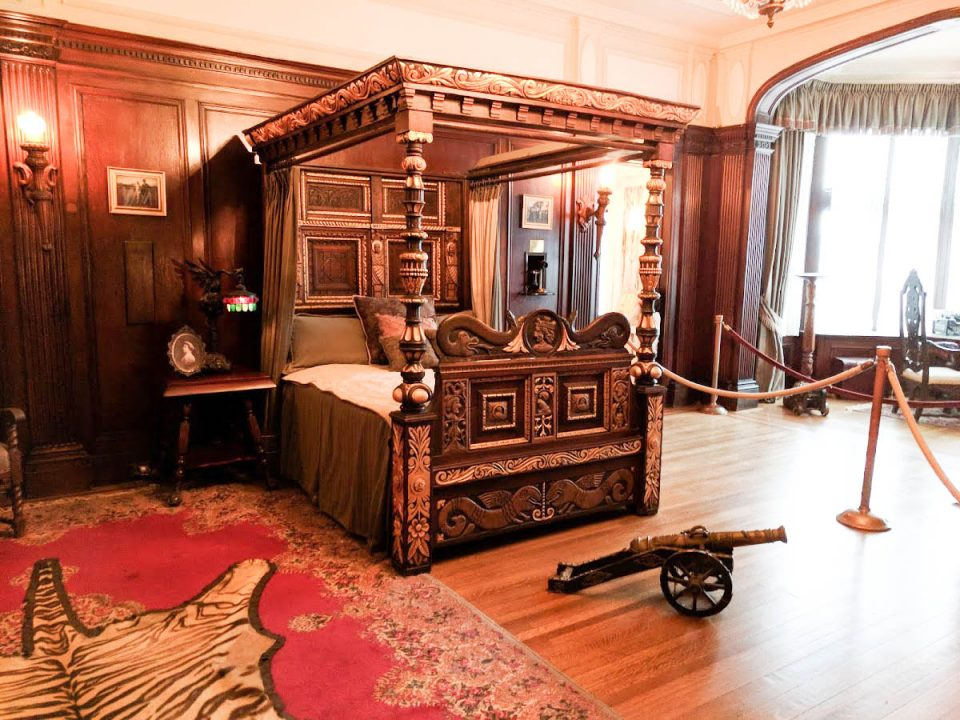 Sir Henry Pellet's Bedroom