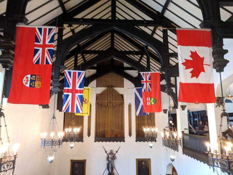 Casa Loma Great Hall