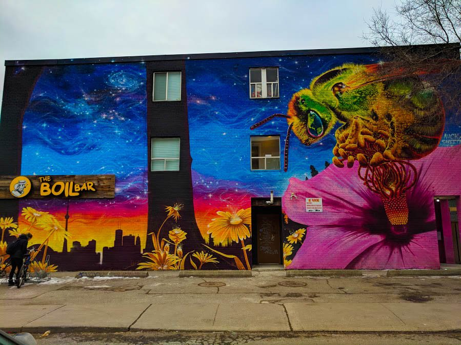 Terrific Toronto Street Art (and where to find it)