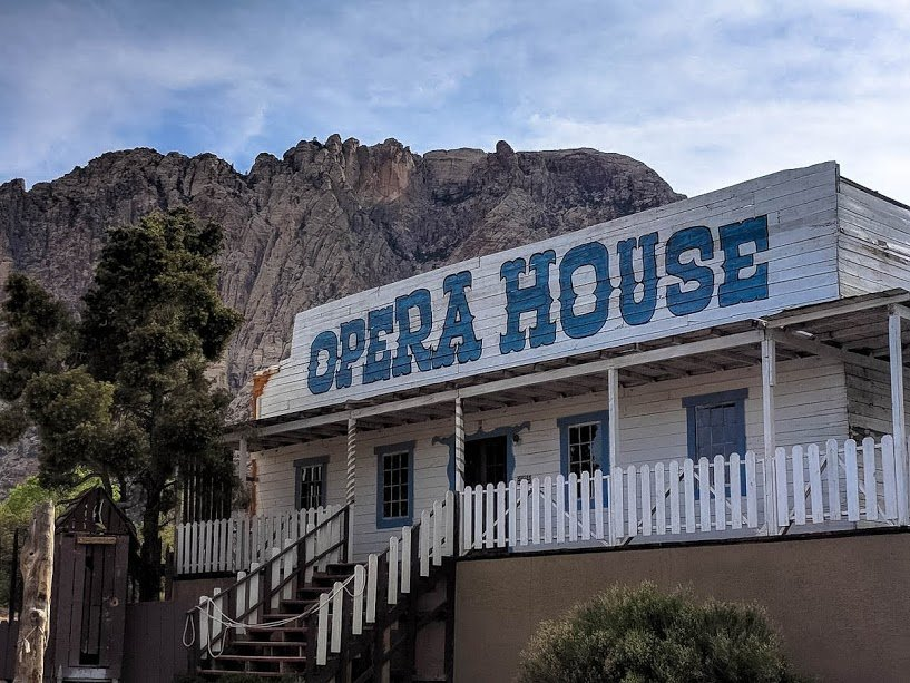 Bonnie Springs Ranch Opera House