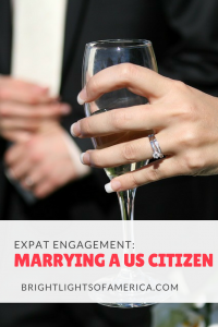 There are lots of things to think about when you're #marrying a #foreigner or planning an #expatwedding.
