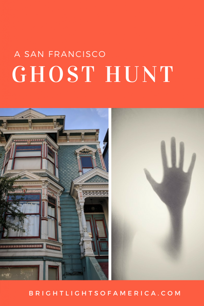 Go on a #SanFrancisco #GhostTour for the history, architecture and the spooky stories!