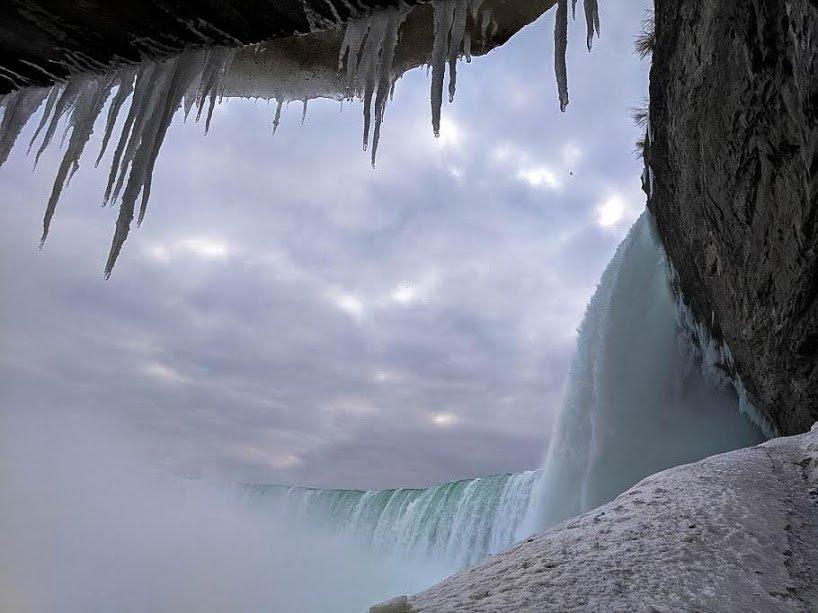 Niagara Falls, Journey Behind the Fals