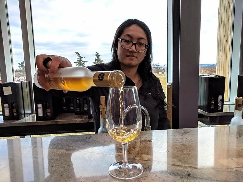 Lakeview Wine Co Ice Wine