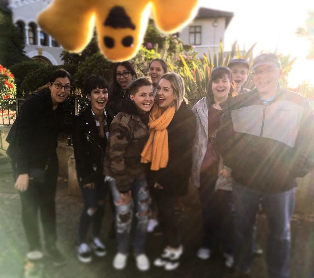 San Francisco Ghost Hunt tour group