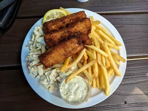 Fish and Chips from Kihei in Maui