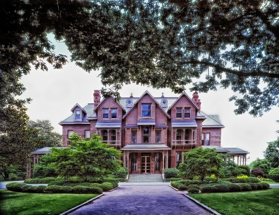 Governor's Mansion in Raleigh North Carolina