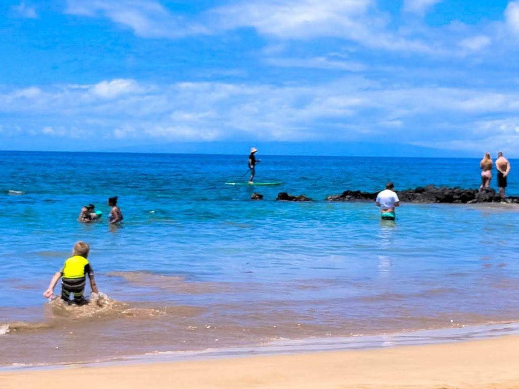 Go Stand Up Paddle Boarding in Maui