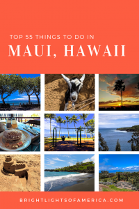 The perfect list of the top 55 things to do in #Maui, Hawaii