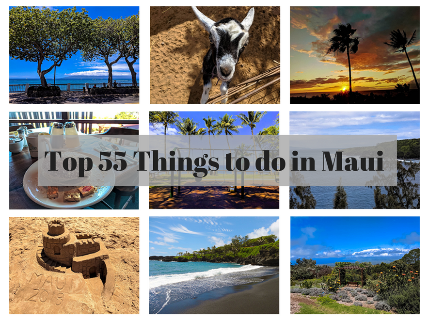 Top 55 cool things to do in Maui