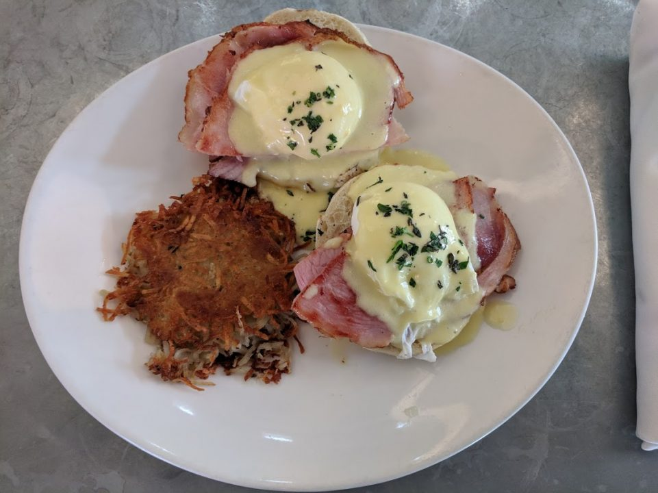 The Boon Fly Cafe's Boon Fly Benedict