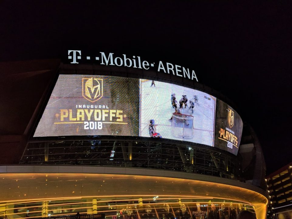 Las Vegas Golden Knights ice hockey