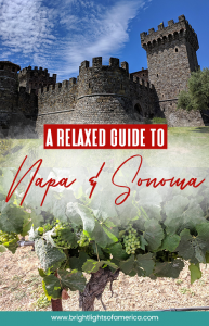 When you're planning a trip to California's wine country, don't try to fit everything into one day. Our relaxed guide to Napa winetasting includes Sonoma and makes for a fantastic day out!