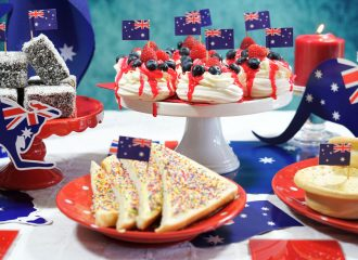 Americanised Australian Food