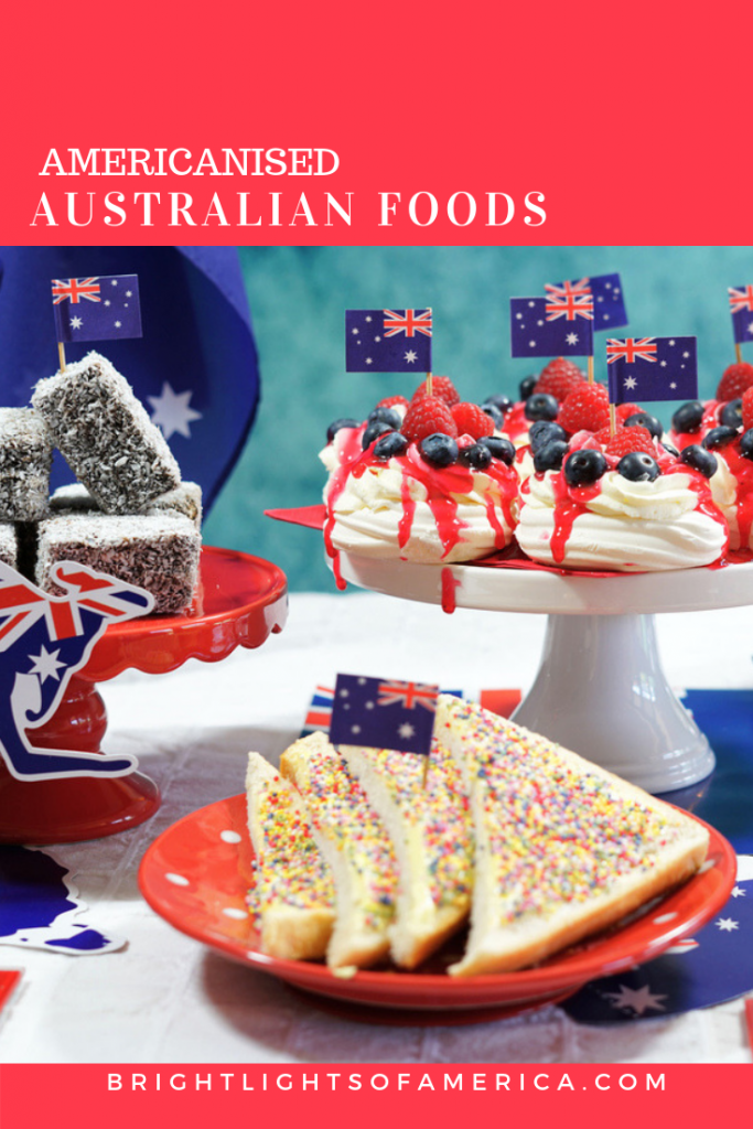 When Americans put their own twist on #AustralianFood things get interesting