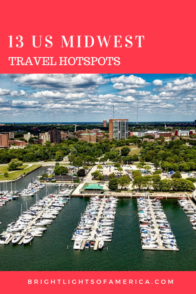Midwest Travel hotspots. #Michigan #Milwaukee #Wisconsin #Detroit #Ohio #Minnesota #Iowa