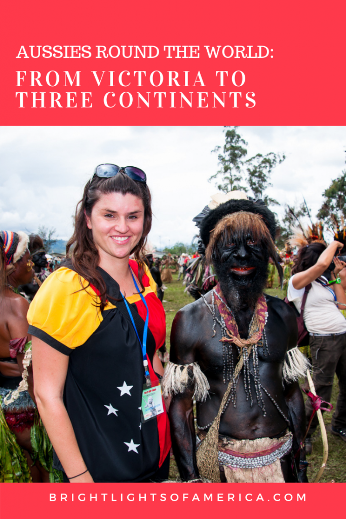 Living in #PapuaNewGuinea as an #expat. Rebecca's story of #AustralianExpat life.