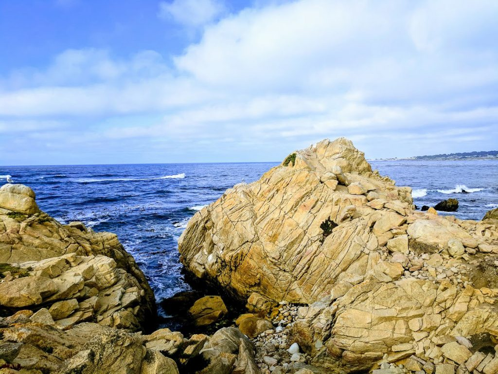 Point Joe on 17 Mile drive Monterey