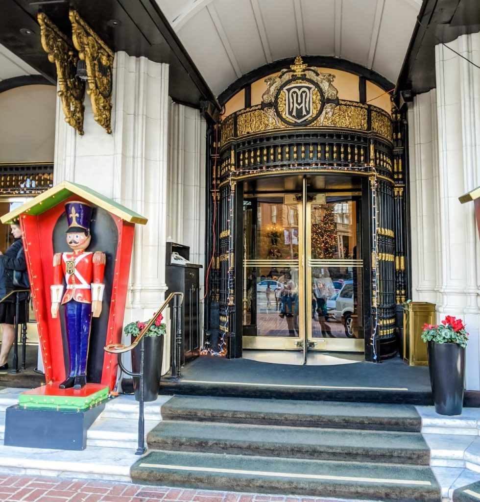 Intercontinental San Francisco Nutcrackers