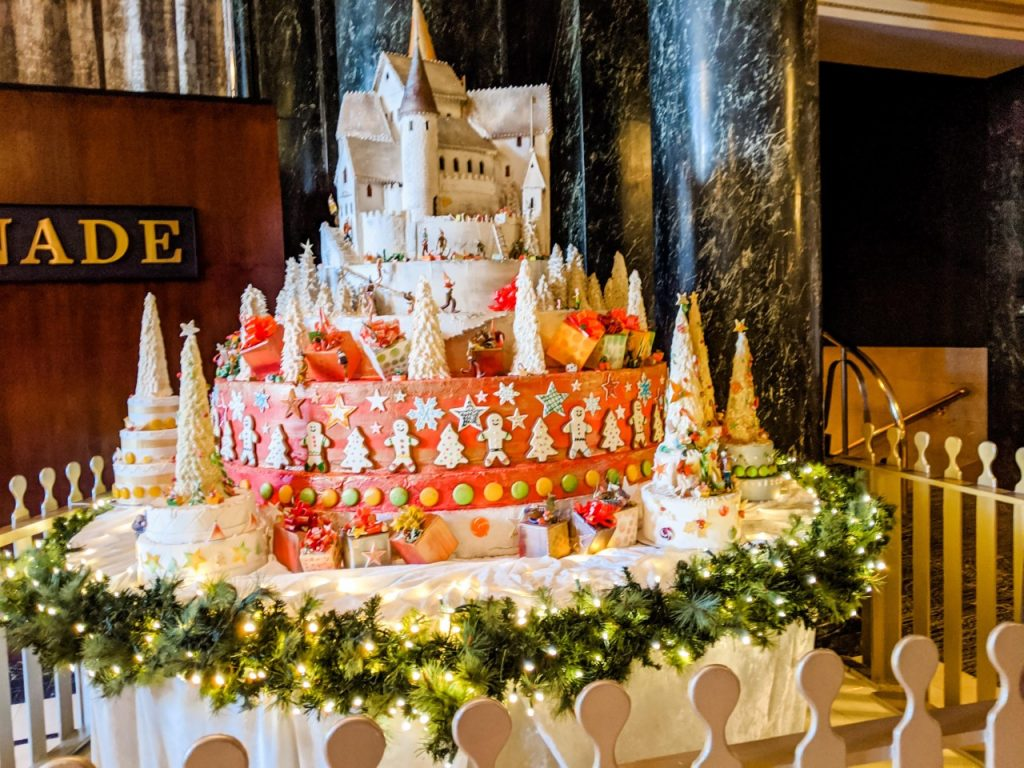 Westin St Francis Sugar Enchanted Castle