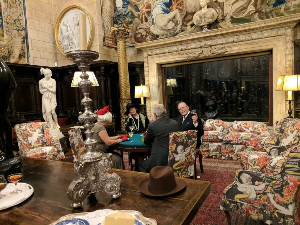 Hearst Castle Assembly Room