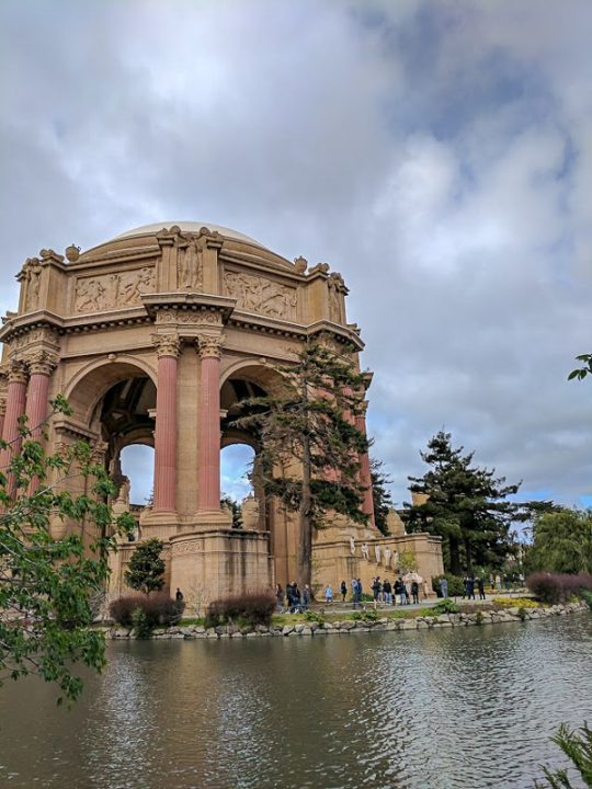 San Francisco Palace of Fine Arts