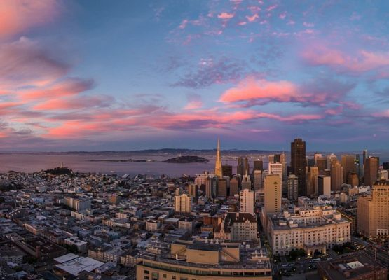 San Francisco itinerary for first time visitors