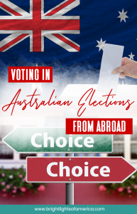 Everything you need to know about voting in Australian elections while living overseas