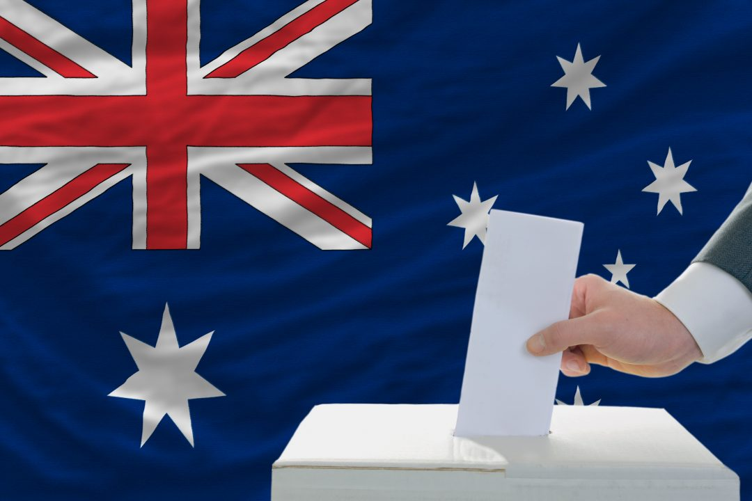 Voting in Australian elections while living overseas