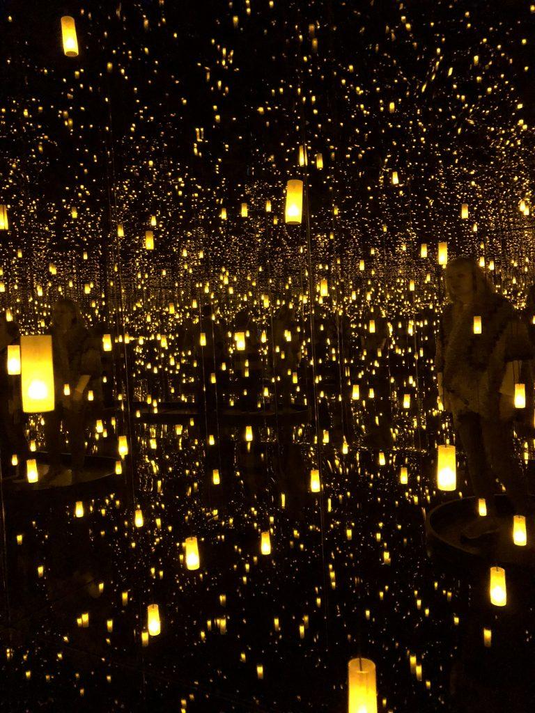 High Museum of Art Infinity Mirrors