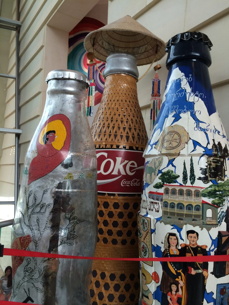 Atlanta World of Coca Cola