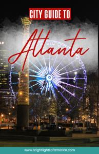 City guide to #Atlanta, USA