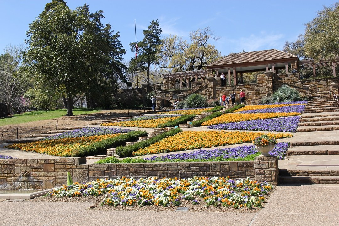 Fort Worth Botanical Garden